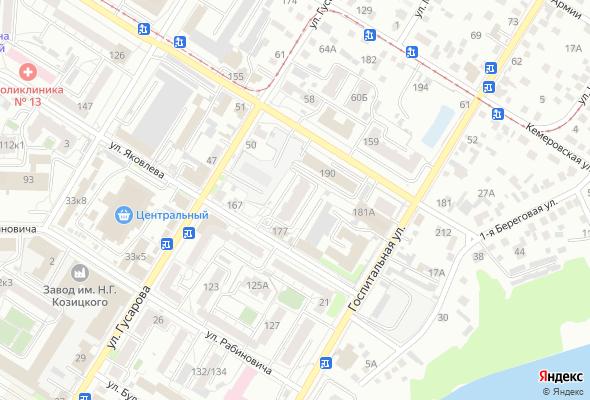 купить квартиру в ЖК Дом по ул. Яковлева