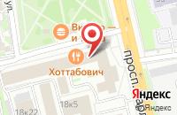 Схема проезда до компании Сибтехсервис в Омске