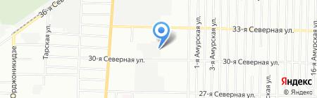 АвтоHelp на карте Омска