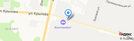 ЛидерТрейд на карте Сургута