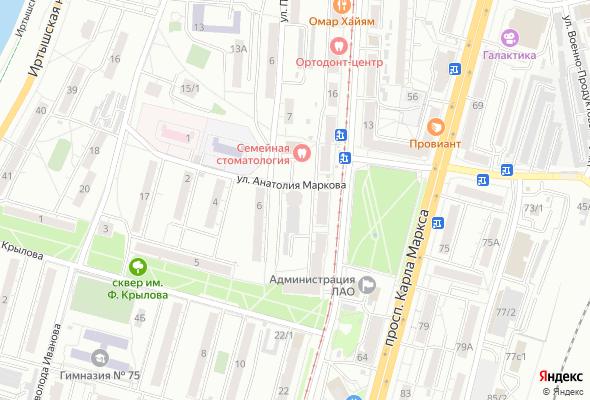 купить квартиру в ЖК по ул. Серова