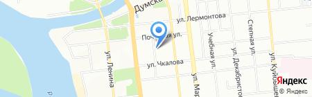 МИР ИНСТРУМЕНТА на карте Омска
