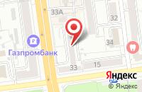Схема проезда до компании Руссотуристо в Омске