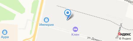 Запсибнефтехиммонтаж на карте Сургута