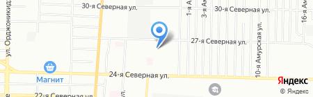 Selena на карте Омска