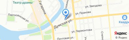 ТехСвет на карте Омска