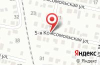 Схема проезда до компании Сибирский межрегиональный учебный центр в Заре