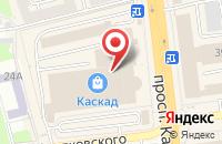 Схема проезда до компании Компания«Инис» в Омске