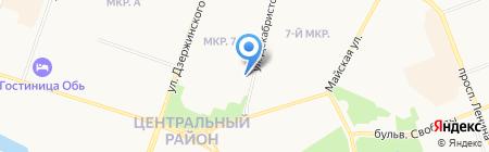 Сохрани жизнь на карте Сургута