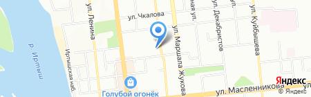 Пять сезонов на карте Омска