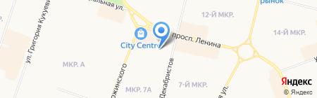 Россельхознадзор на карте Сургута