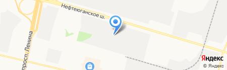 Югра камень на карте Сургута