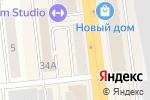 Схема проезда до компании Бриз в Омске