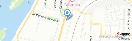МаксТел на карте Омска