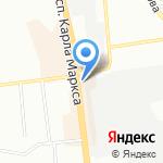 Ника мебель на карте Омска