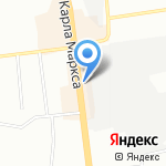 Velvet на карте Омска
