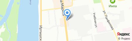 DEVI-SHOP на карте Омска