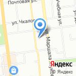 Мебель-строй на карте Омска