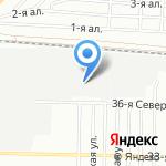 Эко-Стандарт-К на карте Омска