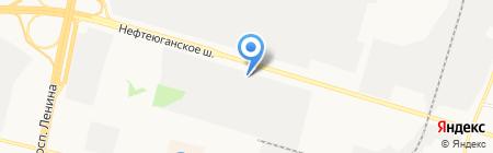 Банкомат МДМ Банк на карте Сургута