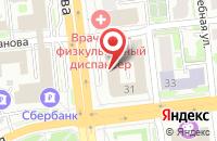 Схема проезда до компании Скатертью Дорога - Омск в Омске