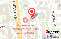 Схема проезда до компании Регионметалл в Омске