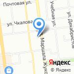 Магазин товаров для дома и ремонта на карте Омска