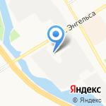 Новая Энергия на карте Сургута