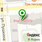 Местоположение компании Протос