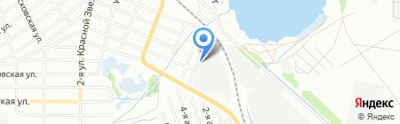 У Девчат на карте Омска