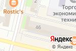 Схема проезда до компании Западно-Сибирский банк Сбербанка России в Сургуте