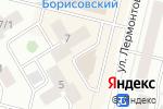 Схема проезда до компании Оптима в Сургуте