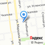 Exist.ru на карте Омска