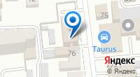 Компания Лазерком на карте