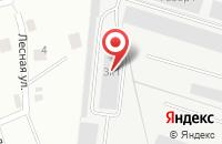 Схема проезда до компании Алита-Логистик в Щелково