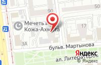 Схема проезда до компании Свет и Музыка в Омске