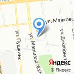 People на карте Омска