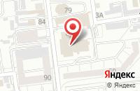 Схема проезда до компании Новое Обозрение в Омске