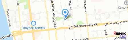 КМА Сервис на карте Омска
