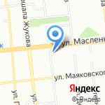 Кармель-кедем на карте Омска