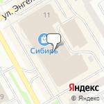 Магазин салютов Сургут- расположение пункта самовывоза