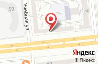 Схема проезда до компании Сиббизнеспресс в Омске