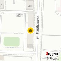 Световой день по адресу Российская федерация, Омская область, Омск, Карбышева ул, 42