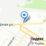 Skoda-club на карте Омска