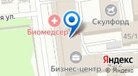 Компания Соттос на карте