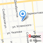 МИСТЕРИЯ на карте Омска