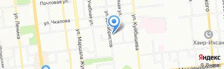 Букетоff на карте Омска