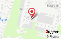 Схема проезда до компании Стройград в Сургуте