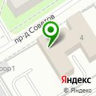 Местоположение компании АСУ-город