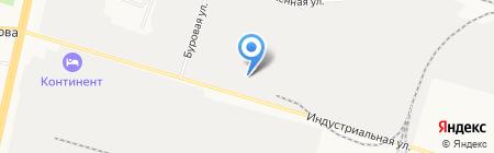 Рыба-Кит на карте Сургута